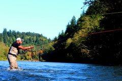 Booking (trips, etc.): Coming Soon: Flyfishing Trips