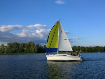 Booking (trips, etc.): 3-Hour Sail & Dine Adventure