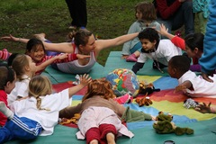 Booking (trips, etc.): Kids and Family Yoga