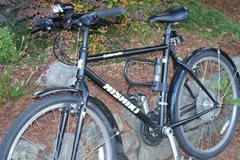 Renting: Hybrid Bike for Road or Trails