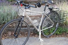 Renting: Gary Fisher Hybrid Bicycle