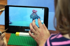 Selling: Stop Motion Animation Class for young people ages 8-15