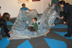 Free: Play Well Classes at Cafe Au Play
