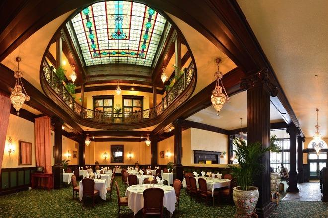 Geiser Grand Hotel Baker City