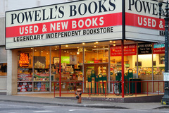 Free: Powell's Book Store