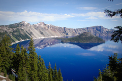 Booking (trips, stays, etc.): Crater Lake National Park