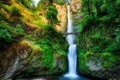 Free: Multnomah Falls