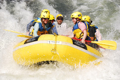 Booking (trips, stays, etc.): Upper Klamath Full-Day Rafting