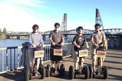 Booking (trips, etc.): Portland by Segway Tour
