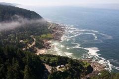 Varies: Cape Perpetua Scenic Area