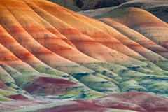 Free: The Painted Hills: John Day Fossil Beds National Monument