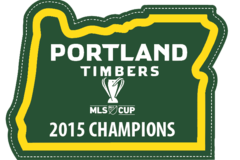 Selling: Timbers Champion Sticker