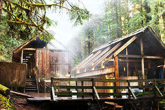 Varies/Learn More: Bagby Hot Springs: Mt. Hood National Forest