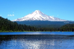 Booking (trips, stays, etc.): Gorge Waterfalls + Mt. Hood Tour: Wildwood Adventures