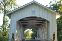 Free: Larwood Covered Bridge and Park