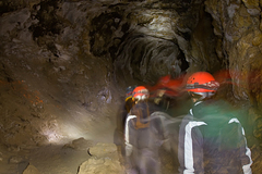 Booking (trips, stays, etc.): Lava Tube Cave Tour