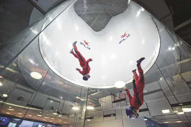 7f608b1b93d6c iFly Portland - Indoor Skydiving! - ShareOregon