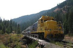 Varies/Learn More: Ride the Eagle Cap Excursion Train through the Wallowas