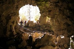 Booking (trips, stays, etc.): Lava River Cave