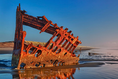 Varies: Explore the Peter Iredale Shipwreck: Fort Stevens State Park