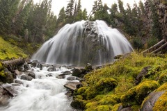 Free: Hike to Chush Falls: Three Sisters Wilderness Area