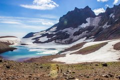 Free: Broken Top Crater Hike: Three Sisters Wilderness