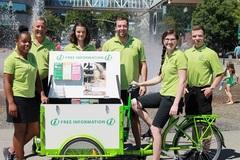 Free: Downtown Portland Sidewalk Ambassadors