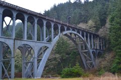 Free: Cape Creek Bridge