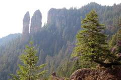 Booking (trips, stays, etc.): Hike the Rooster Rock Loop: Menagerie Wilderness