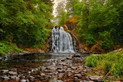 Free: Youngs River Falls Near Astoria