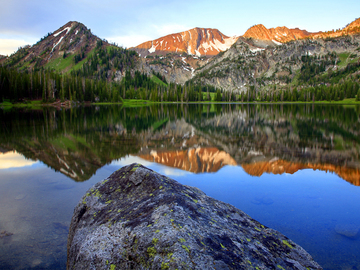 Free: Aneroid Lake: Eagle Cap Wilderness