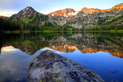 Free: Aneroid Lake: Eagle Cap Wilderness