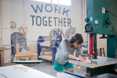 Booking (trips, etc.): Learn To Woodwork at ADX in Portland