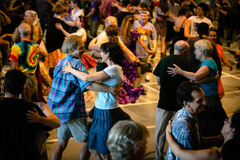 Booking (trips, etc.): Portland Country Dance Community Contra Dances