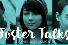 "Free: ""Foster Talks"" Panel Discussion"