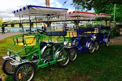 Renting: Kerr Bike Rental in Portland