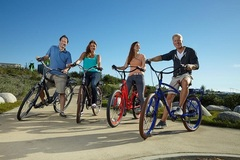 Renting: Pedego Electric Bike Rental