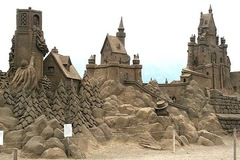 Free: Cannon Beach Sand Castle Contest