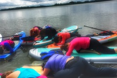Booking (trips, stays, etc.): Stand up paddle Fusion Class with h2om sup