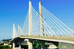 Varies: Tilikum Crossing