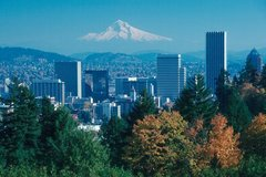 Booking (trips, stays, etc.): Portland City Tour & Gorge Waterfalls Combo