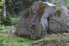 Free: Rock Climbing at Cascade Boulders