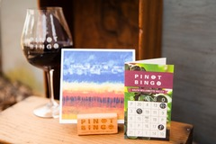 Free: Play Pinot  Bingo in the South Willamette Valley