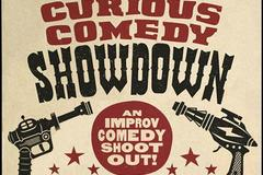 Selling: Curious Comedy Showdown: Improv Every Friday in Portland!