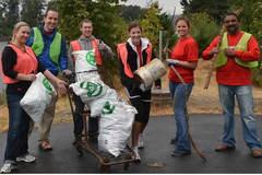 Free: NWDA Third Saturday August Cleanup