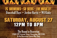 Selling: Beaverton Craft Beer Festival