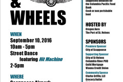 Free: Wings and Wheels in Scappoose