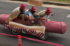 Free: The PDX Adult Soapbox Derby