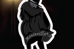 Selling: Montavillian Sticker. The Montavilla Neighborhood Sticker