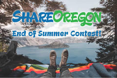 Free: Enter Our Crater Lake Pendleton Blanket Contest!